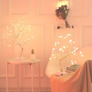 Fairy Light Tree Lamp