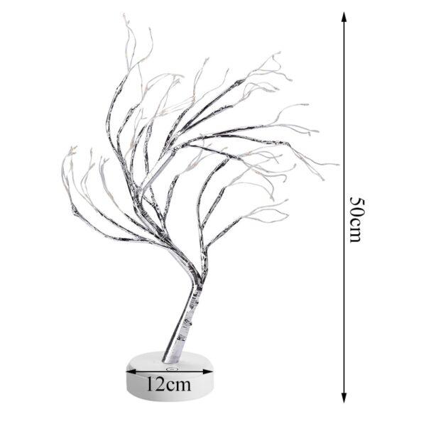 Fairy Light Tree Lamp