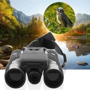 HD Digital Binoculars - 12x32 HD