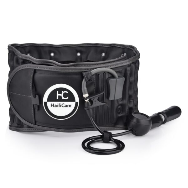 Back Traction And Decompression Therapy Belt